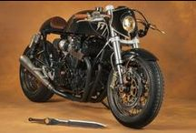 motorcycle... what else? / all about the steel horses...