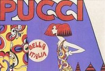 Emilio Pucci / Everything Pucci!!!  Any pins that don't fit the theme or contain spam or porn will be deleted! Otherwise, happy pinning!!!! =)