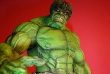 The Incredible Hulk / The Incredible Hulk/Custom action Figures and Art / by Corey Rashad