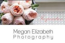 Inspiration / This board is an inspiration board for other wedding industry vendors such as make up artists, hair, decor, dresses, etc. / by Megan Elizabeth