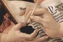 Hands in classic paintings