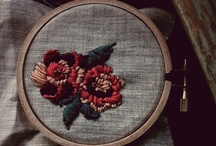 Embroidery&Sewing Tutes / by Marta McCall