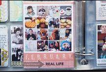 Scrapbooking & Project Life / by Amanda Ludwig