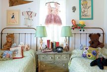 little rooms / eclectic nurseries and bedrooms for little people  / by Kieren