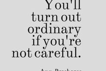 Awesome Sayings & Quotes