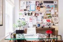 Office Space / Creative spaces for working from home