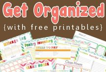 Let's Get Organized! / by Amber Phillips