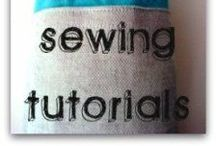Sewing / by Amanda Ludwig