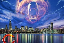 Bears, Cubs, Blackhawks..oh my / Cubs, Bears and Blackhawks!! Love my Chicago Sports Teams!! / by Kelly Ann