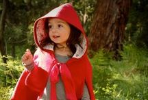 Oobi Winter 2012 / Inspired by Little Red Riding Hood...