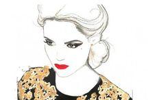 Fabulous Fashion Illustrations