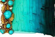 Turquoise Treasures / by Nan Martin Barnum