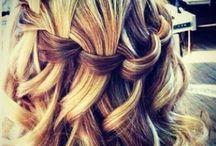 Cute Hairstyles / by Jordyn Elwell