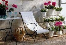 Obývák na zahradě / The Living Room GardenGarden