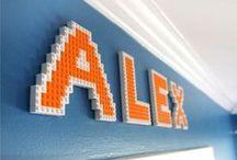 Alex-gator / Stuff for my kiddo