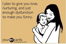 Poor future kids of mine...lol / by Tegan Prather