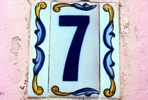 My lucky #7 / The number 7 is the seeker, the thinker, the searcher of Truth. The 7 doesn't take anything at face value -- it is always trying to understand the underlying, hidden truths. The 7 knows that nothing is exactly as it seems and that reality is often hidden behind illusions.