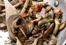 Mushroom Sides
