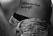 Inked / by Valerie Jaramillo