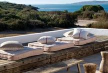 Coastal style / Coastal and beach house style home decor and accessories