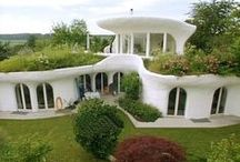 Sustainable Architecture / Innovative and sustainable architecture
