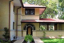 Architect, Frank Lloyd Wright