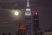 I love NEW YORK CITY! / by Nan Barnum