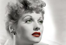 Oh Lucy!  Lucille BALL! / The one and only, Lucille Ball