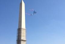 Washington DC - 2013 Cherry Blossom Kite Festival / by Addie Gaines