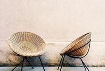 Chair / Chairs: there's something about them...