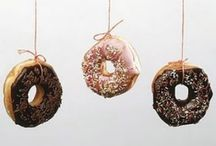 donut birthday / by Kieren