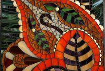 Mosaic Magic! / by Nan Barnum