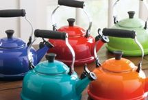 Tea kettles / I'm shopping for a new tea kettle. It will live on my stove top so it must be just right!