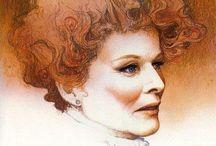 Katherine HEPBURN / The one and only -- Katherine Hepburn / by Nan Martin Barnum