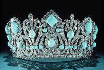 Crowns, Tiaras and Historic Headdresses / by Nan Martin Barnum