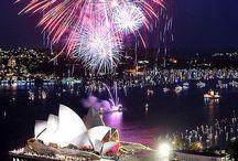 I want to go to AUSTRALIA!