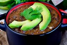 Soups, Stews & Chilis / by Amanda Ludwig