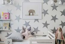 Art in Children's Rooms / We have selected works of art from our inventory that would be perfect in a child's bedroom to spark their imagination and creativity. We have also taken inspiration from fellow pinners by showing rooms in which our art would fit and children would love.