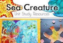 Unit Studies: Kindergarten