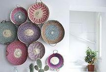 Global Boho Decor / Boho style - bohemian and global home decor and interiors inspiration