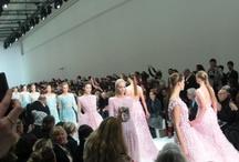 Défilés Haute Couture Paris - SS12
