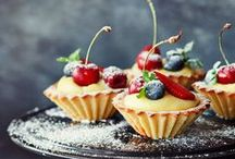 Sweet treats / Desserts and sweet stuff to eat / by Melissa Greer