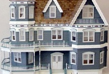 All Things Dollhouse / by Debbie Marshall