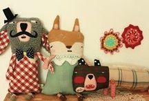 poupées, doudous / des poupées et des doudous...