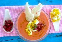 Cremas, Sopas y Salsas / Recetas. Libro de cocina