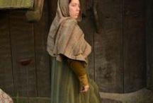 Viking Age - Clothings, textiles, textile equipement
