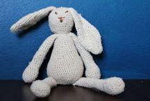 03Stricken, häkeln / Schöne handgemachte Stücke aus Wolle