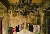Interiors / bohemien en faded