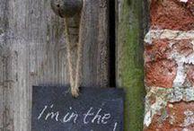 Im in the garden / by Eef Blok