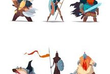 -Illustration- Characters